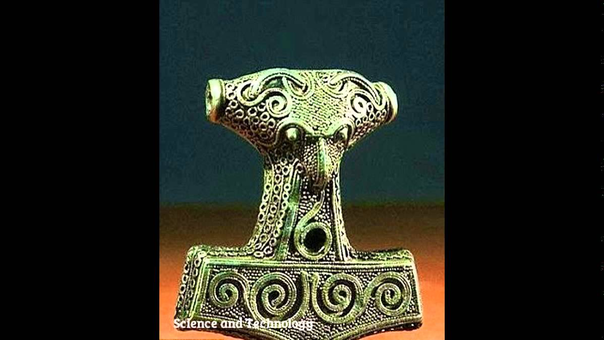 hammer of thor unearthed 1000 year old viking amulet news science