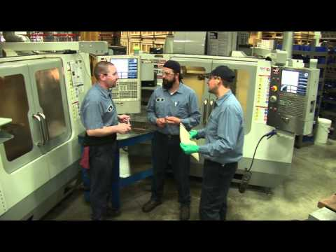 Fitzparick Manfacturing Company: A Custom CNC Shop That Makes Complex Parts with Ease.