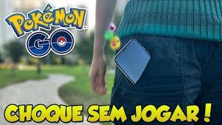 É OFICIAL! CHOQUE OVOS COM JOGO FECHADO! - Pokémon Go | PokeNews