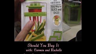Chop Magic (Food Chopper) Review - As Seen on TV