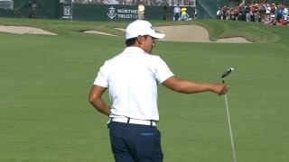 Sung Kang nearly makes albatross at Northern Trust