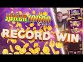 JACKPOT!!! RECORD WIN ON JOKER 10000 DELUXE €10 BET HUGE WIN (Casino)