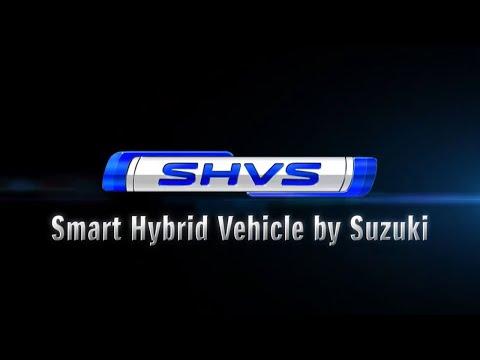 Zo werkt Smart Hybrid Vehicle by Suzuki (DualJet motor)