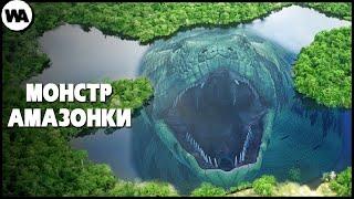 Почему Река Амазонка Создает Монстров?
