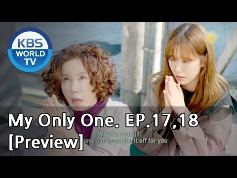 My Only One | 하나뿐인 내편 EP17,18 [Preview]