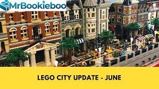 LEGO City Update - June