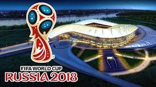 Benvenuti ai Mondiali di Calcio in Russia