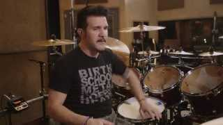 Anthrax's Charlie Benante and Roland