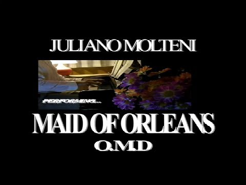 Maid of Orleans - O.M.D (Piano Cover)