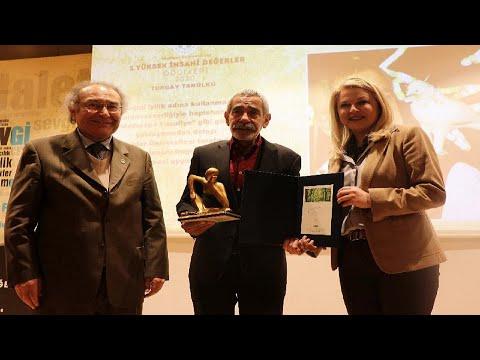 5. Yüksek İnsanî Değerler Ödülleri, Törenle Sahiplerini Buldu.