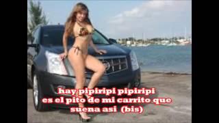 Mi carrito de Lizandro Meza, kchak piru con karaoke por Jose Sosa