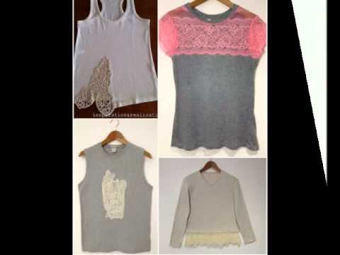 DIY Revamp Clothes Ideas
