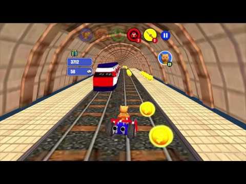 Cat Subway Run - Leo Cat Vs Dog