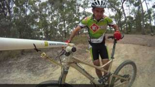 How to Adjust Your Seat on the move on a mountain bike