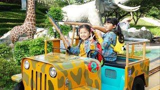 とにかく乗り物に乗りまくる!!那須ハイランドパークで閉園までおもいっきり遊ぶ♡himawari-CH