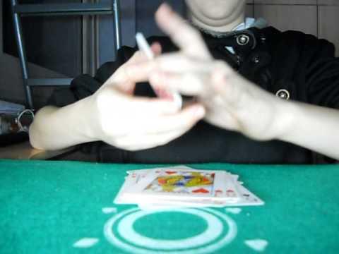 tour de magie a 21 cartes