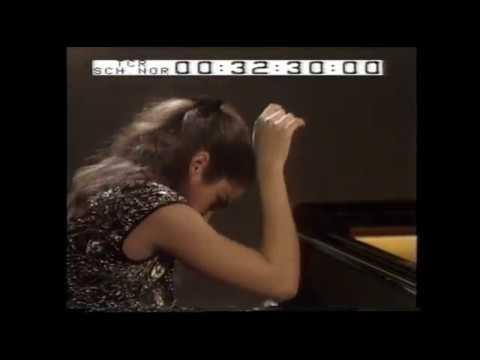 F.Liszt: Etude d'exécution transcendante N°10  GLORIA D'ATRI (Aged 16)