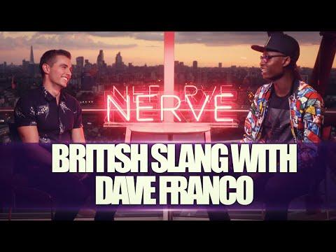BRITISH SLANG W/ DAVE FRANCO