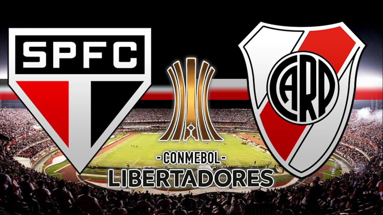 São Paulo 2x2 River Plate (17/09/20) Gols e Melhores momentos|3ª Rodada Libertadores 2020 [PES 2020]