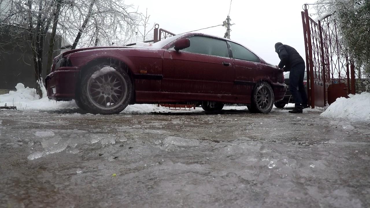 BMW E60 M5 Выхлоп - YouTube