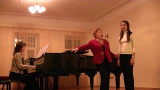 видео Кафедра сольного пения и специального фортепиано