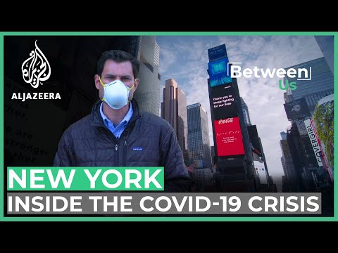 NY Grieves: Inside the COVID-19 Pandemic | Between Us