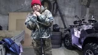 Ледобур ТОРНАДО М 150 мм обзор.