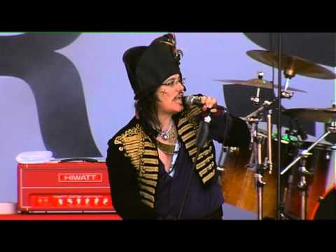 Download Adam Ant Live 2012 - Goody Two Shoes (@Parkpop - The Netherlands) Mp3 Download MP3