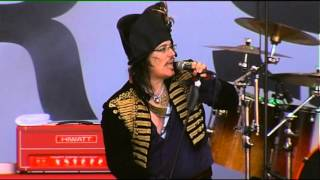 Adam Ant Live 2012 - Goody Two Shoes (@Parkpop - The Netherlands)