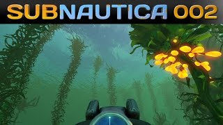 SUBNAUTICA [002] [PRAWN UPDATE] [Ein Seegleiter muss her] [Let's Play Gameplay Deutsch German] thumbnail