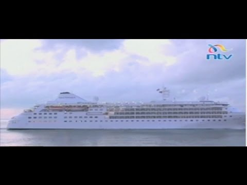 Tourism sector picking up as cruise ship from Seychelles docks in Mombasa