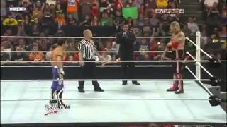 Edge vs Evan Bourne in a Bodyslam Contest.mp4(By LenyaManWWE)
