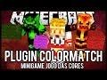 [Tutorial]ColorMatch - Minigame Jogo das Cores Minecraft