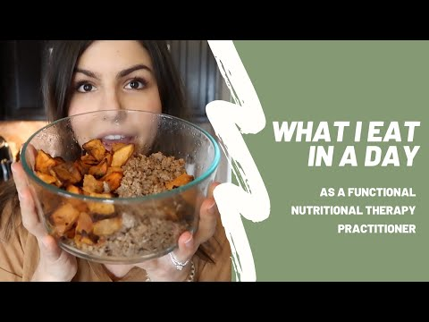 What A Nutritionist Eats In A Day | Simple, Paleo-ish