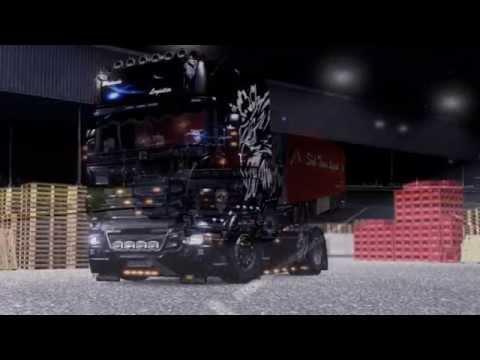 Euro truck Simulator 2 Westside-Logistics