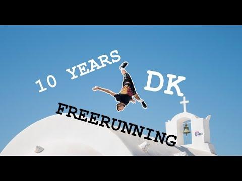 DK   10 Years Freerunning