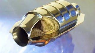 Нейтрализатор отработанных газов. Нужна ли замена катализатора?(Исправный нейтрализатор отработанных газов - это прежде всего меньше загрязненный воздух вокруг. А так..., 2015-12-10T16:00:03.000Z)