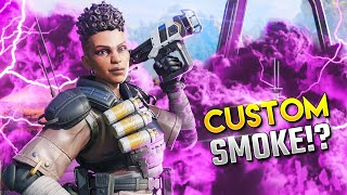 *OMG* Customizable SMOKE IN-GAME!? | Best Apex Legends Funny Moments and Gameplay - Ep. 365