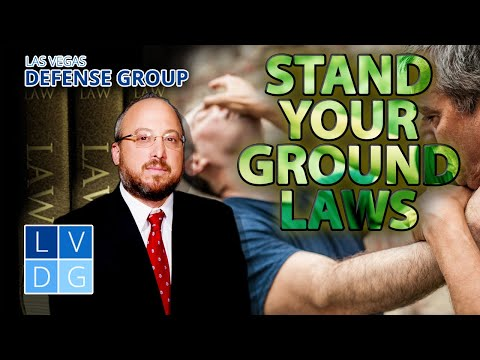 "Does Nevada have ""stand your ground"" laws? (NRS 200.120)"