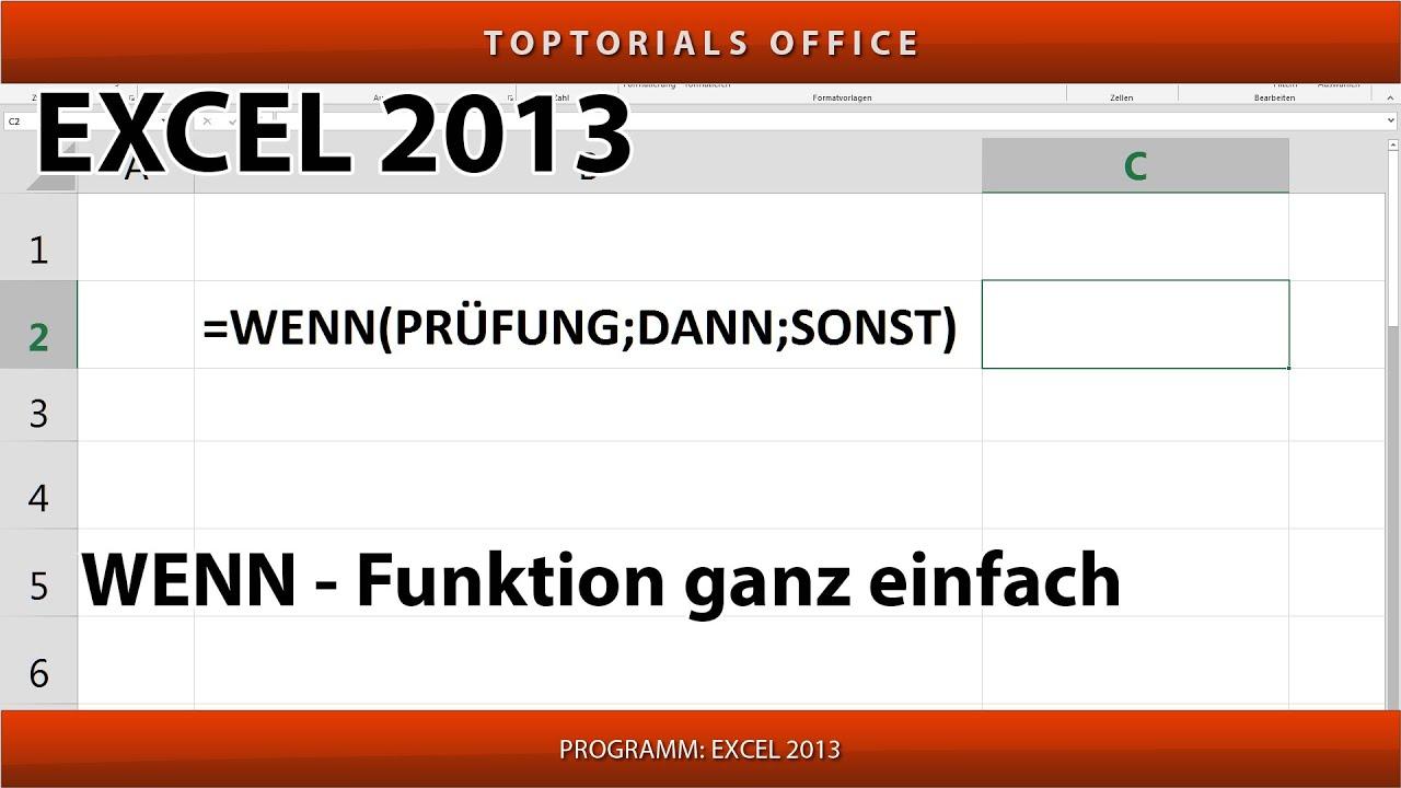 Excel Formel Wenn Und
