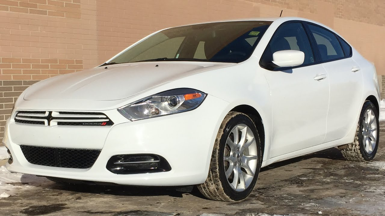 Dodge Dart Turbo >> 2013 Dodge Dart Sxt 1 4l Turbo Dual Exhaust Siriusxm Uconnect 17in Alloy Wheels