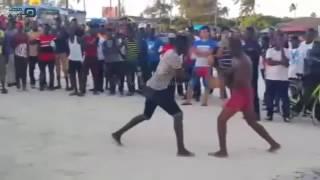 مصر العربية | لعب وضرب ورقص على شواطئ دار السلام بتنزانيا