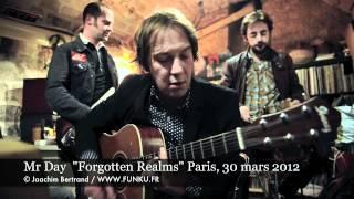 EXCLUSIF : Mr Day - Forgotten Realms - live acoustique - Paris 30.03.2012 - HD
