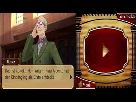 Lets Play Together - Professor Layton vs. Phoenix Wright Ace Attorney (Deutsch) [Teil 8]