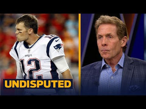Skip and Shannon react to Tom Brady calling himself a 'warrior' on Instagram | UNDISPUTED