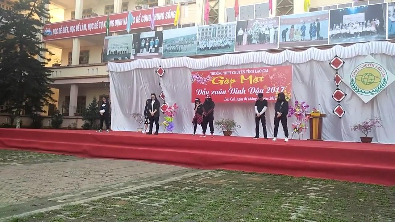 Chào Xuân Đinh Dậu - 2017 - CLC DANCE CLUB - chuyên Lào Cai