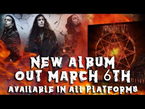 MARTIN TEMPLUM DOMINI - New Album Out March 6th - TEASER