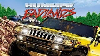 Hummer Badlands: Quick Race In 60FPS