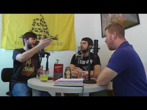 DRUNK ON LIBERTY | Episode 6 - The Future, Jobs, Automation