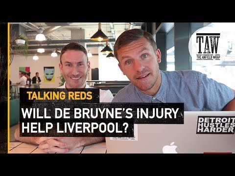 Does Kevin De Bruyne's Injury Boost Liverpool's Title Chances? | TALKING REDS